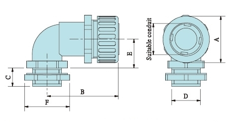 Nylon Connector
